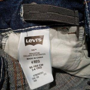 Levi's Bottoms - Levi's Boy Jeans